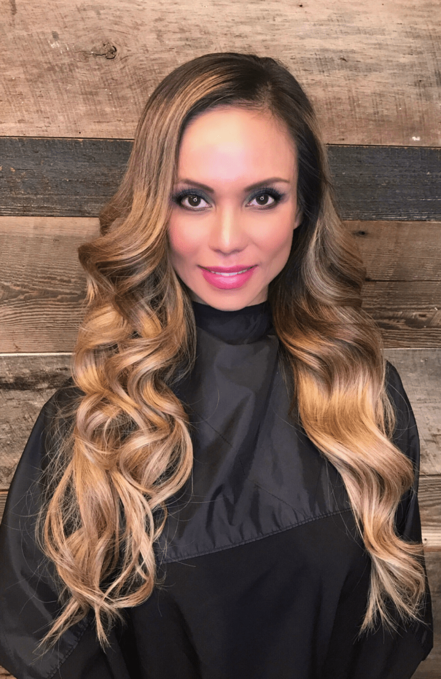 Best Extensions Salon Cary Nc Ombre Balayage Halo Couture Tape In 22